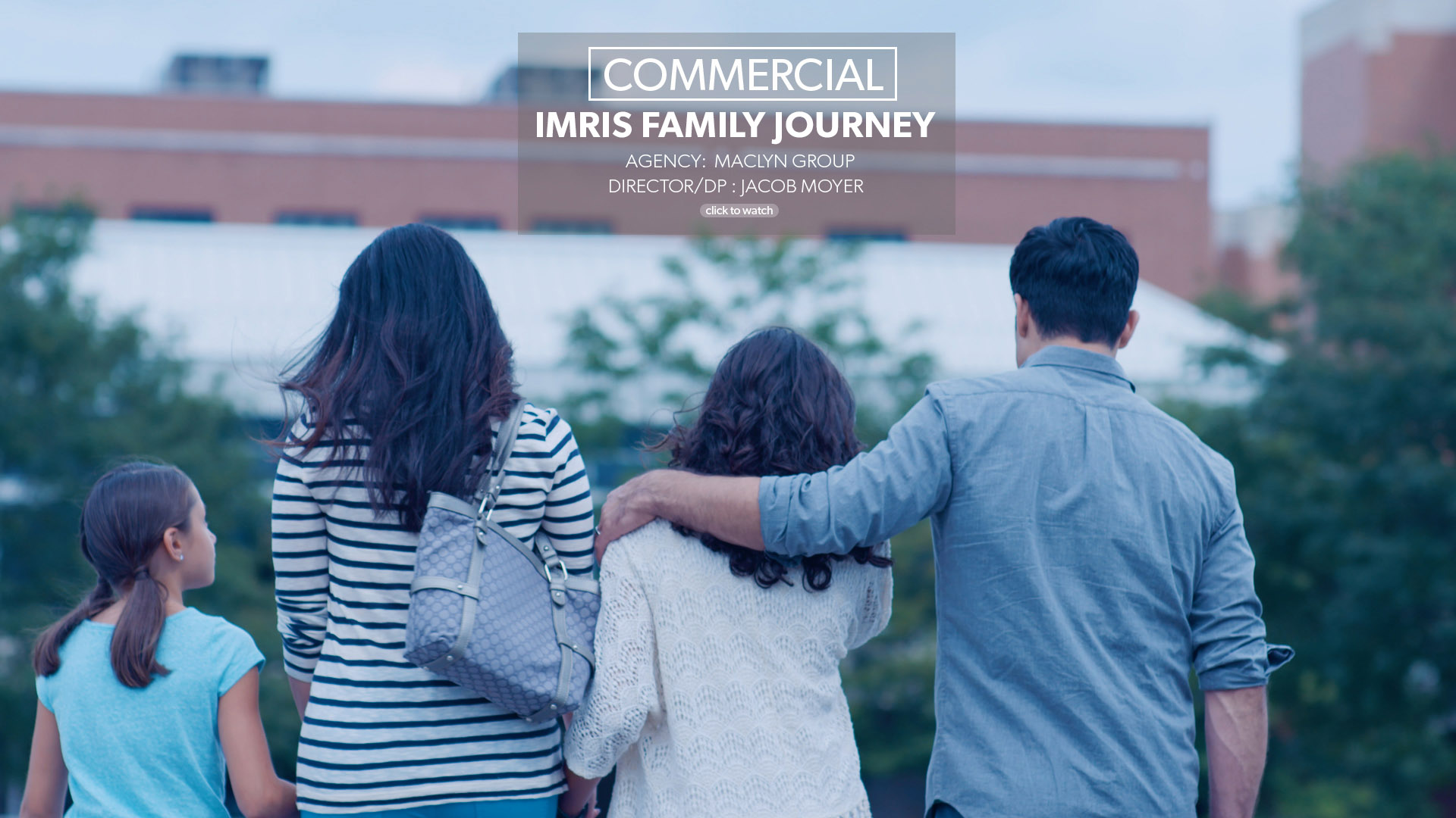 IMRIS FAMILY JOURNEY
