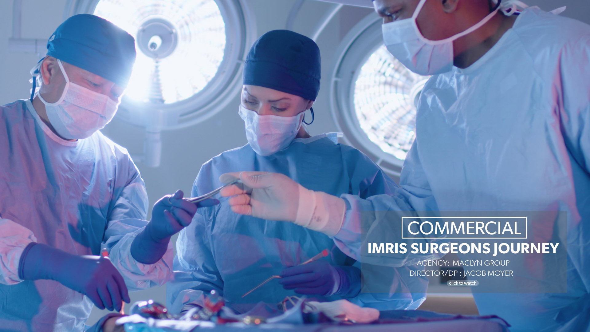 IMRIS Surgeons Journey